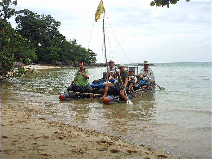 Водный поход Ко Липе - Ко Аданг - Ко Рави - Ко Донг - КоЛипе